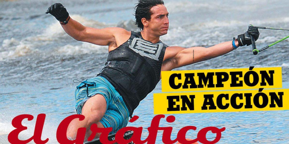 Felipe Miranda estrenará título mundial en Copa Publimetro