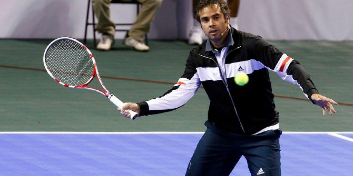 Confirmado: Fernando González no jugará los Juegos Odesur
