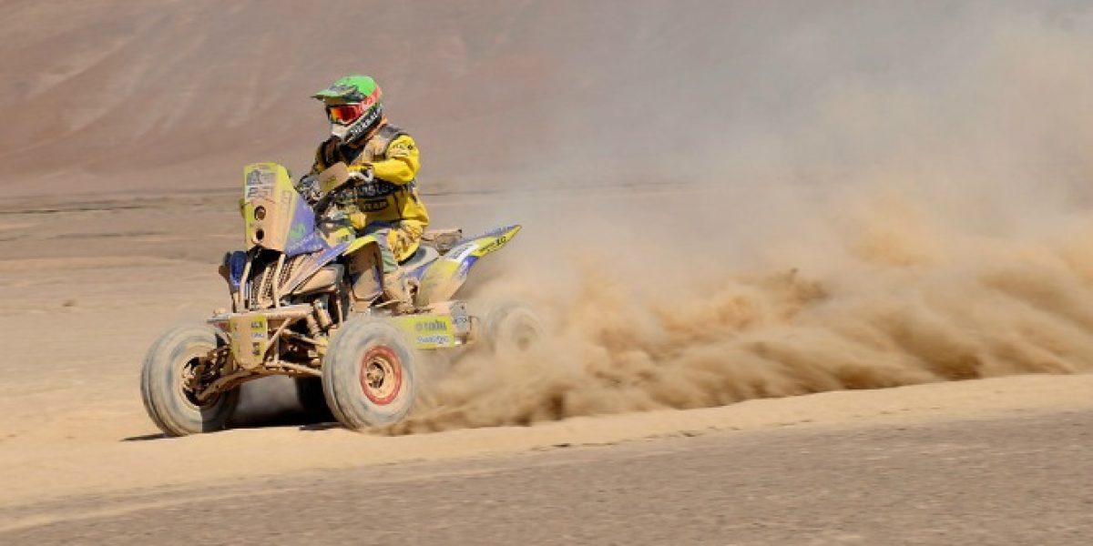 Ignacio Casale podría recibir dura sanción que le costaría el título en el Dakar