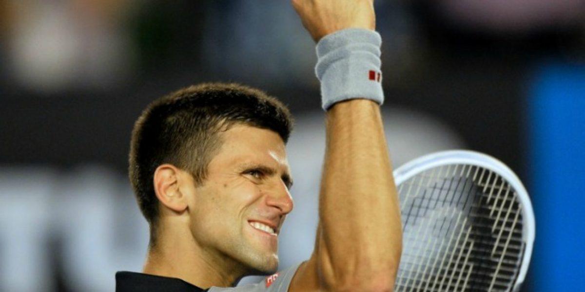 Djokovic y Ferrer avanzan a octavos en el