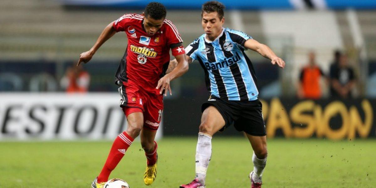 Vargas y el acuerdo entre Valencia y Napoli: