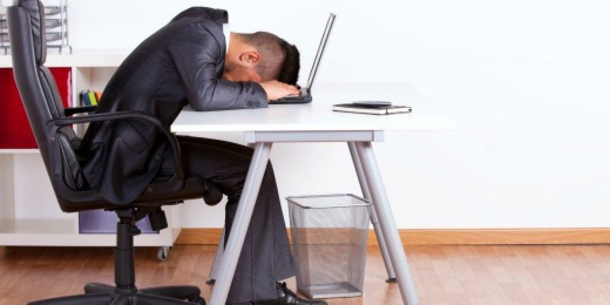 ¿Mucho tiempo sentado en el trabajo? Prepárate para vivir menos