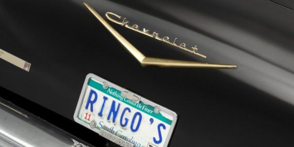 Chevrolet Bel Air de Ringo Starr se va a subasta