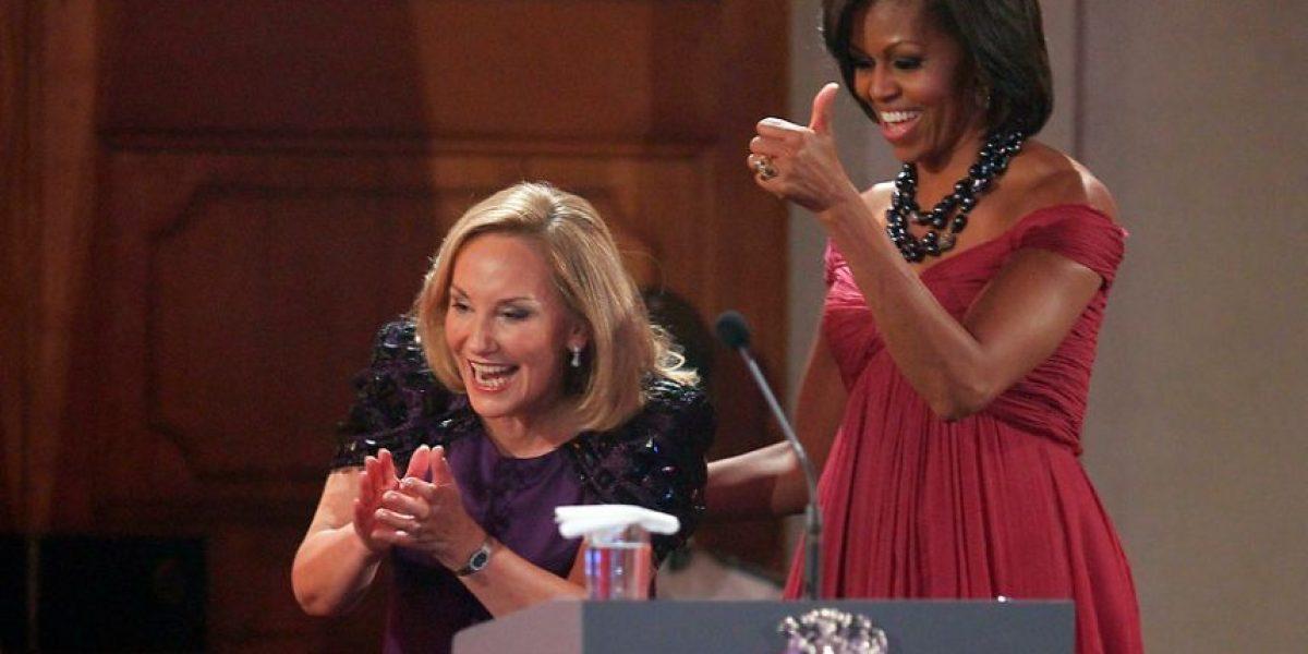 10 fotos de Michelle Obama a sus 50 años