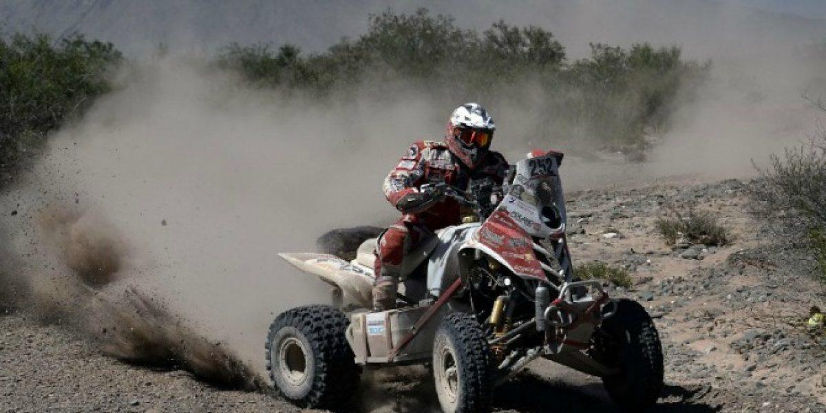 Sonik sigue molesto con los jueces del Dakar: