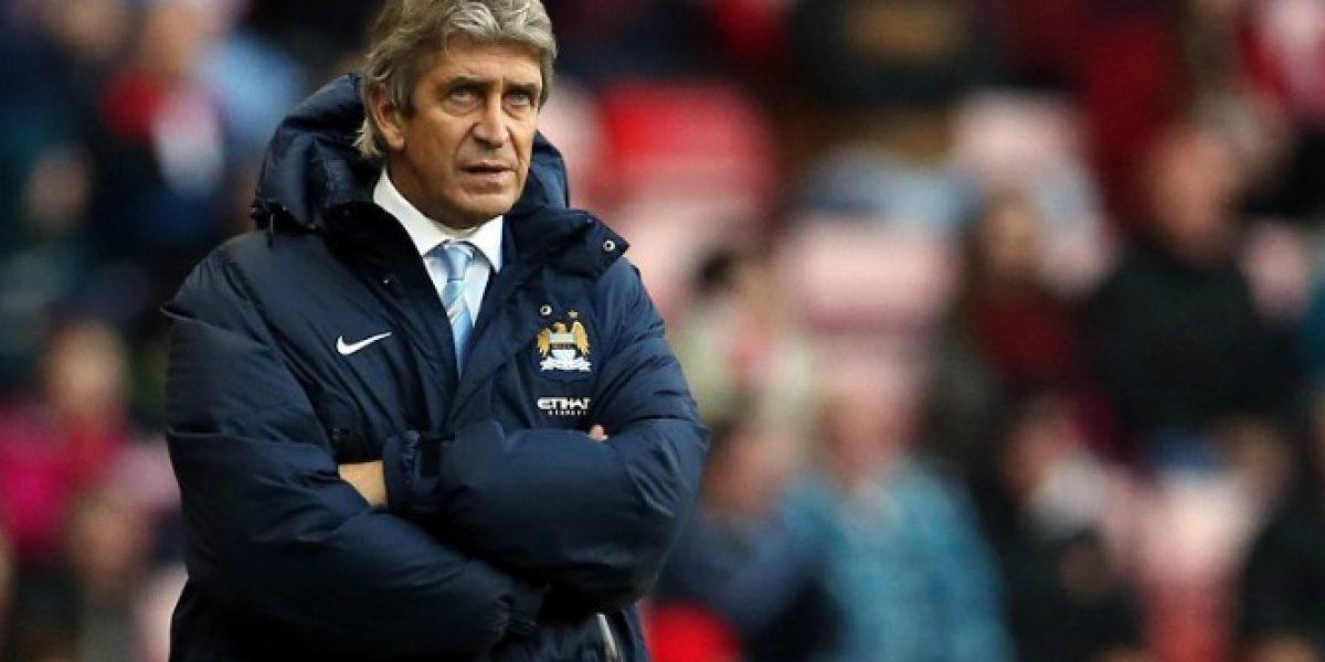 En Directo: Manuel Pellegrini y Gary Medel se enfrentan por la Premier League