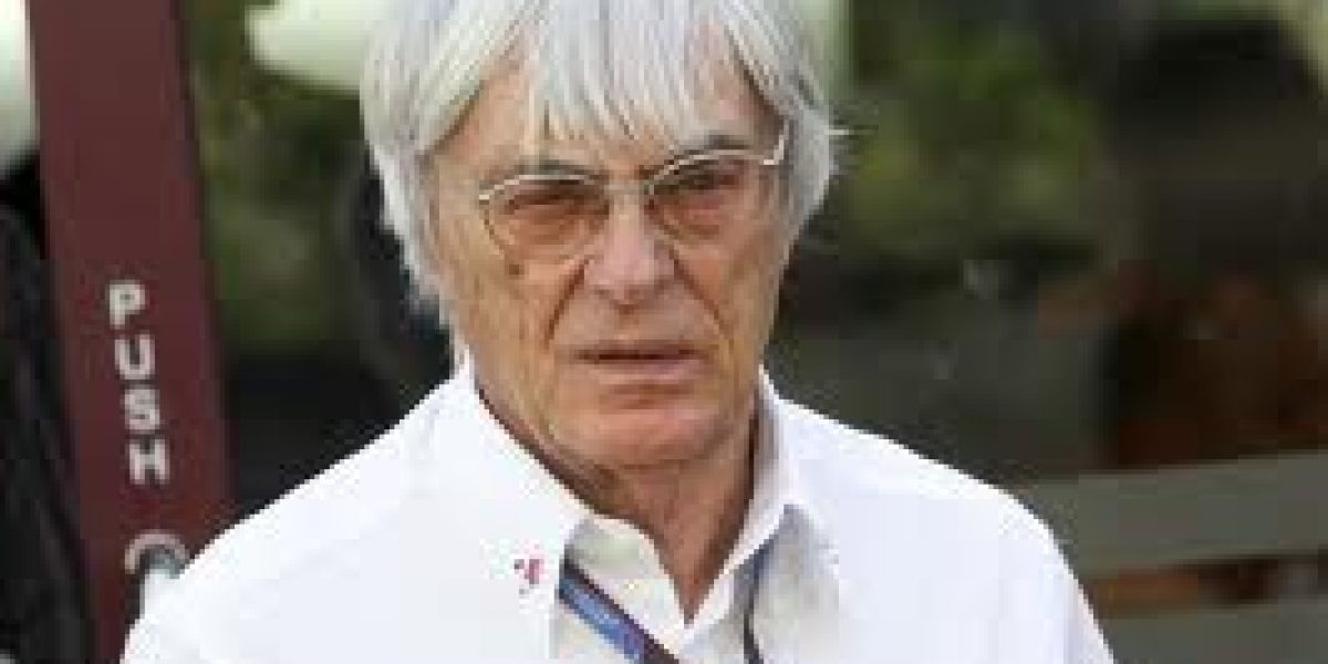 Bernie Ecclestone se comprará un circuito en Alemania