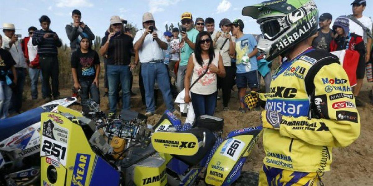 Así se vivió en Twitter el triunfo de Ignacio Casale en el Rally Dakar 2014