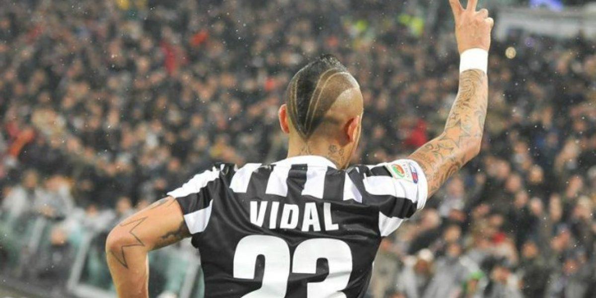 Arturo Vidal y sus ganas de seguir triunfando: