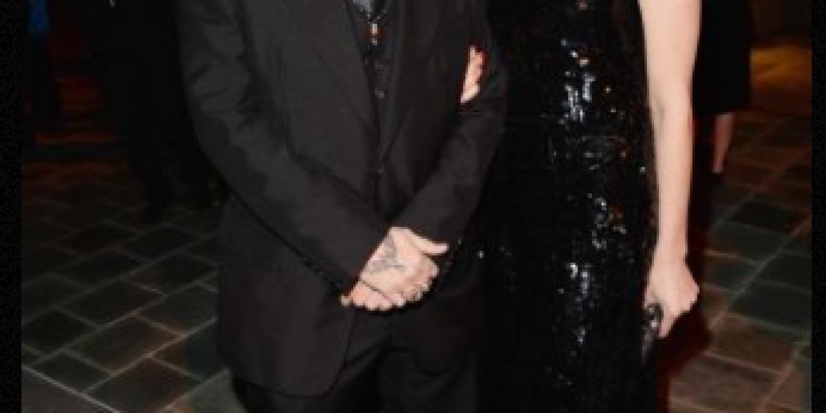 Johnny Depp y Amber Heard se comprometieron en secreto