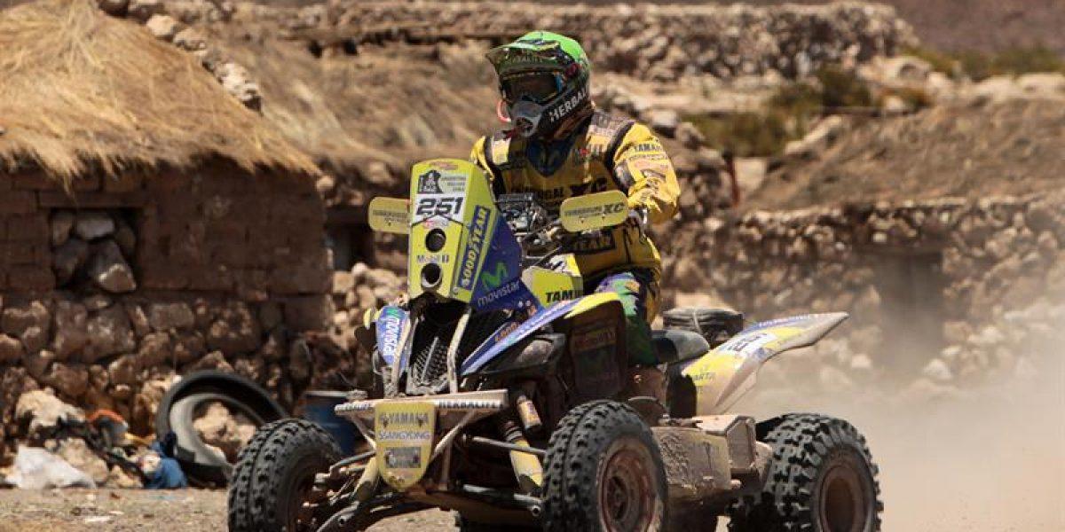 Galería: Las mejores imágenes de Ignacio Casale en el Rally Dakar 2014