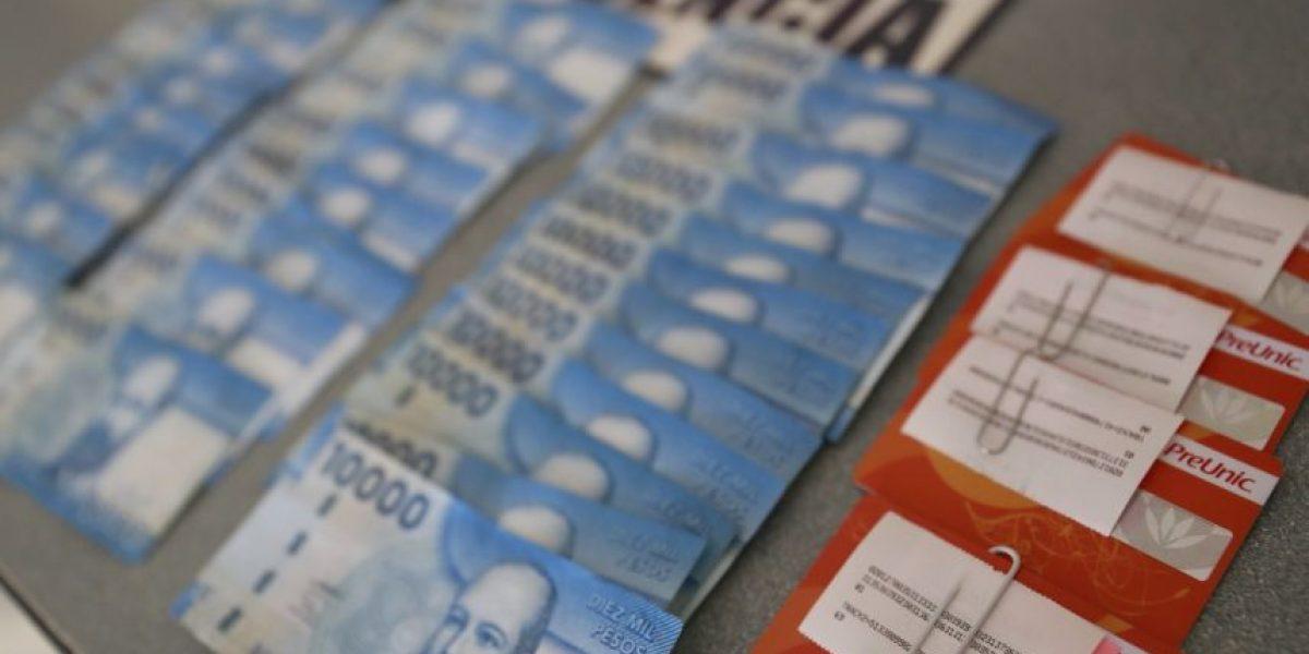 PDI detiene a búlgaro que clonaba tarjetas bancarias y se movilizaba en autos de lujo