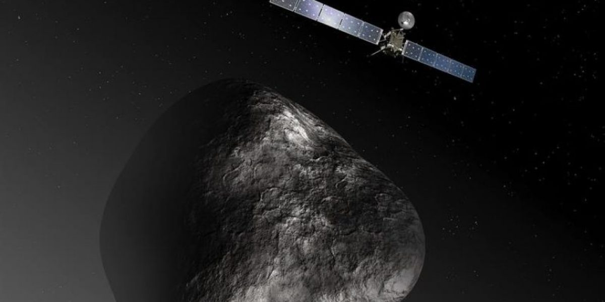 Fotos: Comenzó la cuenta regresiva para el primer aterrizaje de la historia en un cometa
