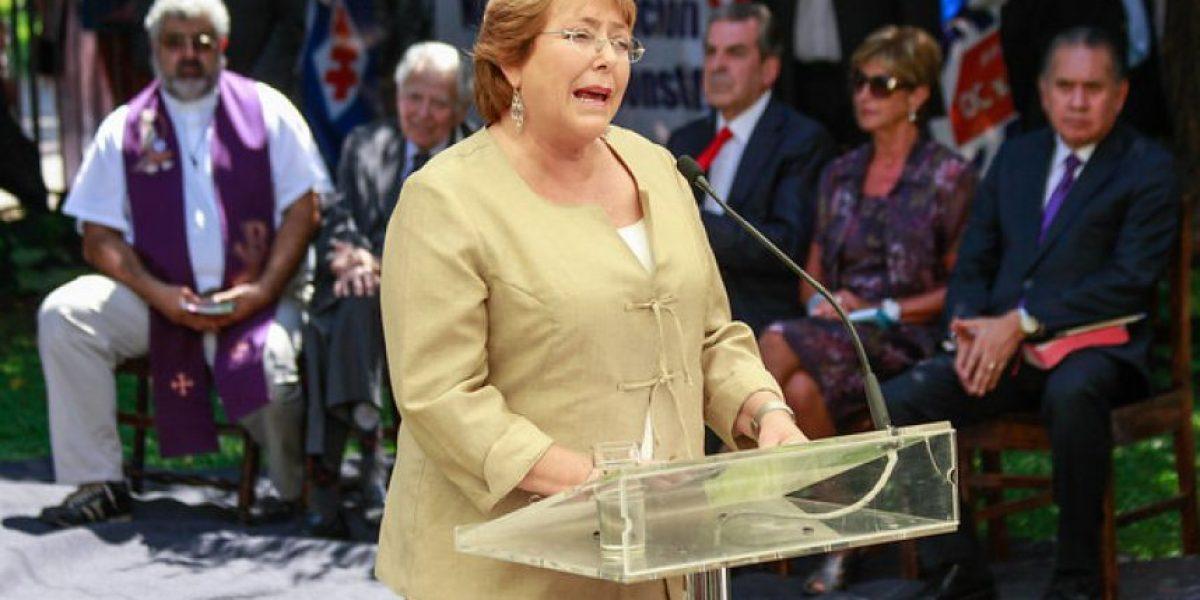 Fotos: Bachelet destaca esfuerzos de partidos de la Nueva Mayoría en buscar acuerdos para asegurar programa