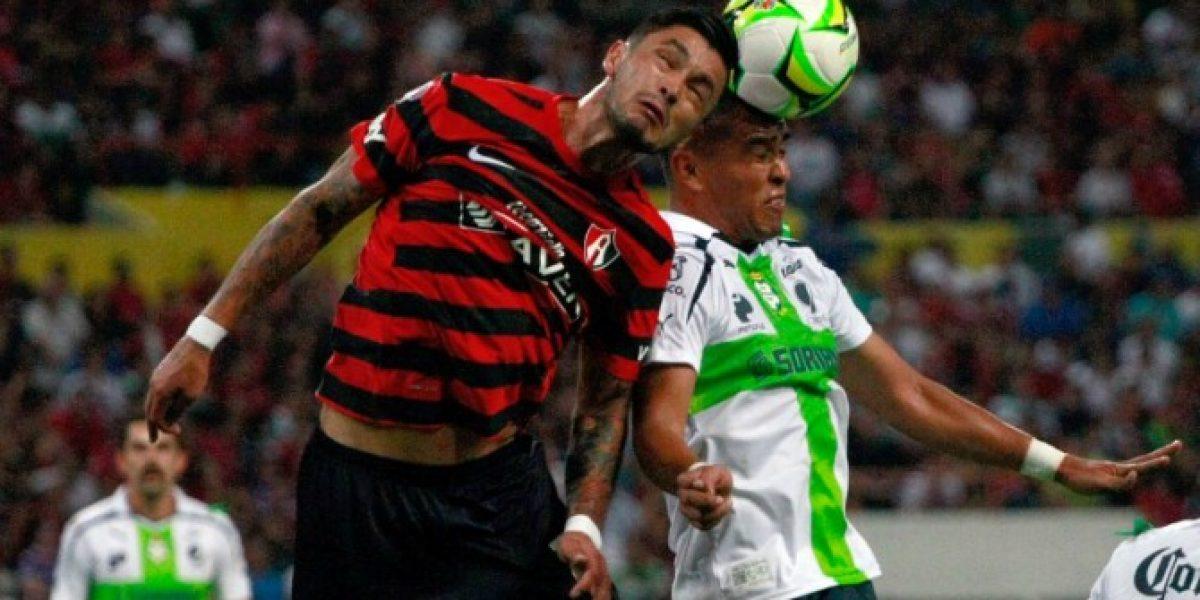 Rodrigo Millar dijo presente en derrota de Atlas en el Clausura mexicano