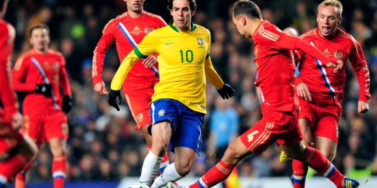 Kaká aún tiene esperanzas de ser convocado para el Mundial de Brasil 2014