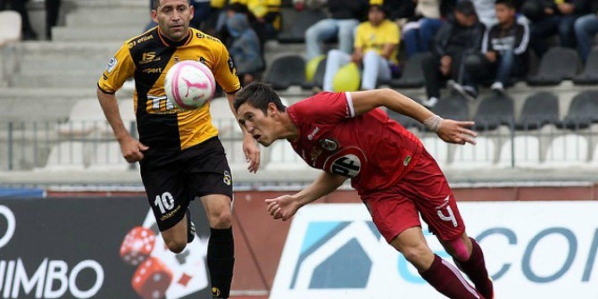 Coquimbo Unido goleó a Deportes La Serena en nueva versión del clásico de la Cuarta Región