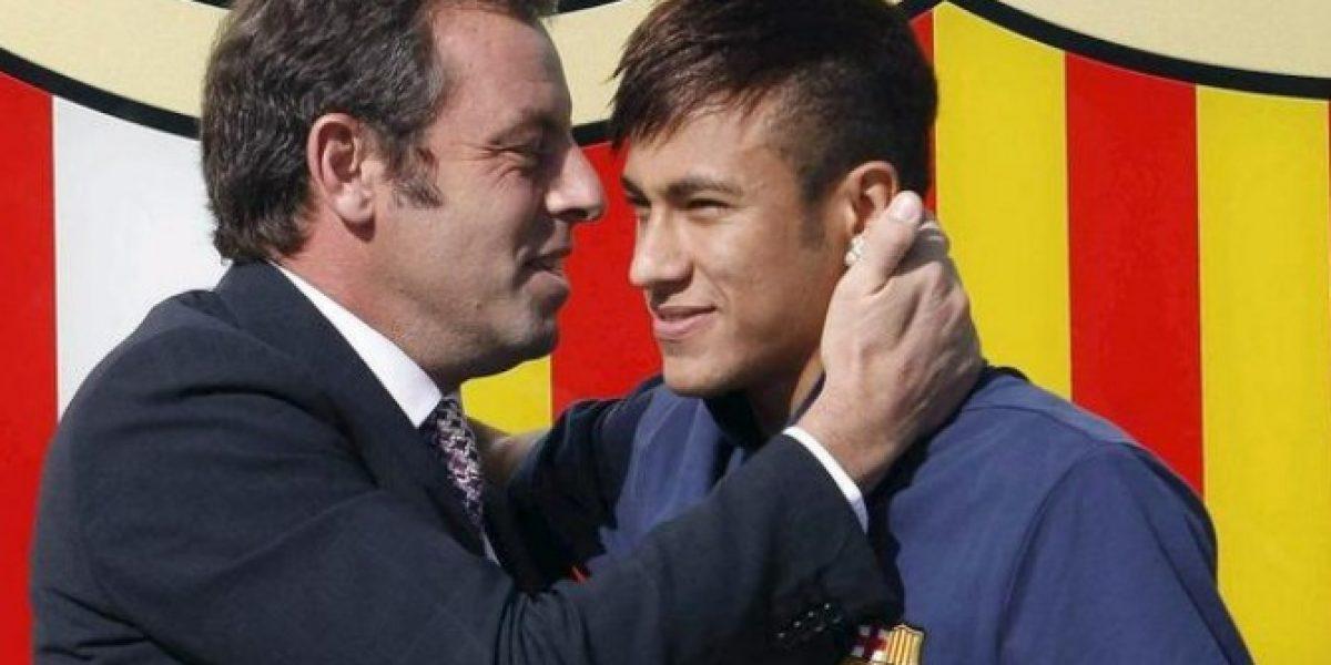 ¿Mintieron? En España aseguran que el Barça pagó por Neymar más de lo declarado oficialmente