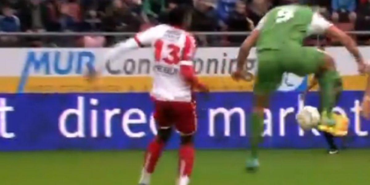 Video: ¡Taconazo! Así fue el gol más hermoso del fin de semana