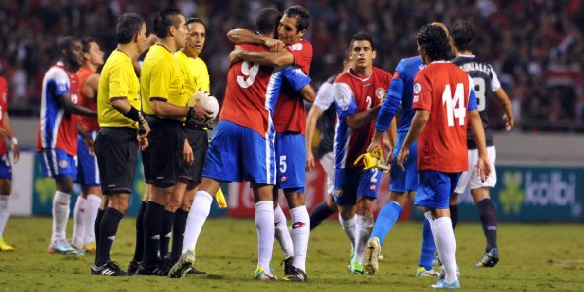 Costa Rica se prepara para duelo ante Chile y para llegar de buena forma al Mundial