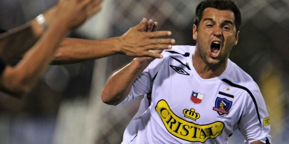 Ex delantero de Colo Colo llega a reforzar al Tanque Sisley de Uruguay
