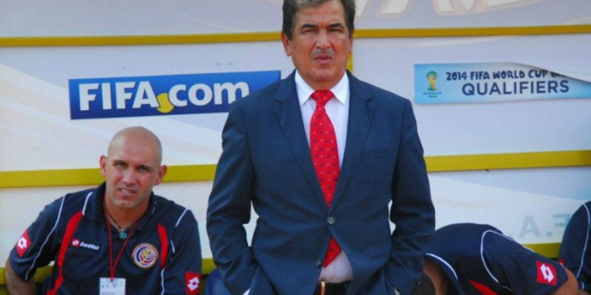 Técnico de Costa Rica y amistoso con la Roja: