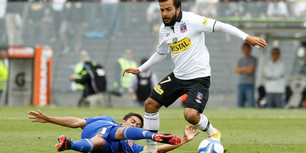 Mathias Vidangossy estará tres semanas fuera de las canchas tras lesión