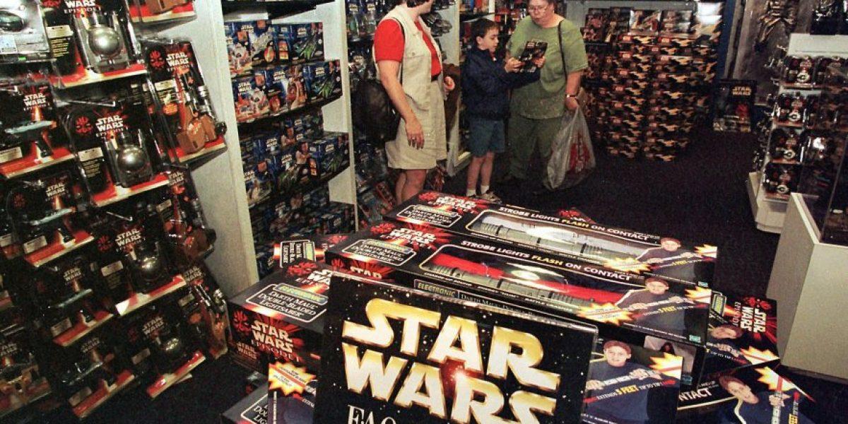 Guión de Star Wars: Episodio VII está listo para comenzar a ser producido
