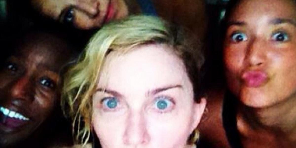 Madonna se disculpa por comentario racista en Instagram