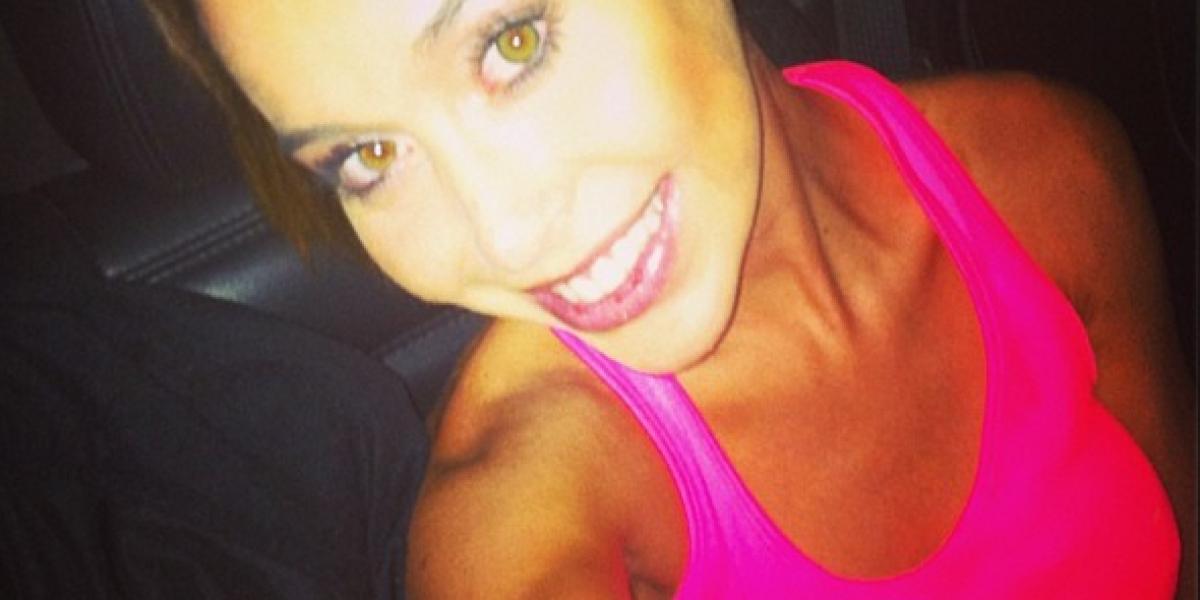 Valentina Roth impacta con musculoso cuerpo en Instagram