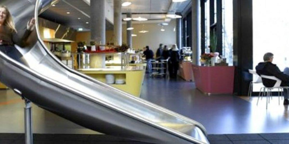 Galería: oficinas que estimulan la creatividad de sus trabajadores