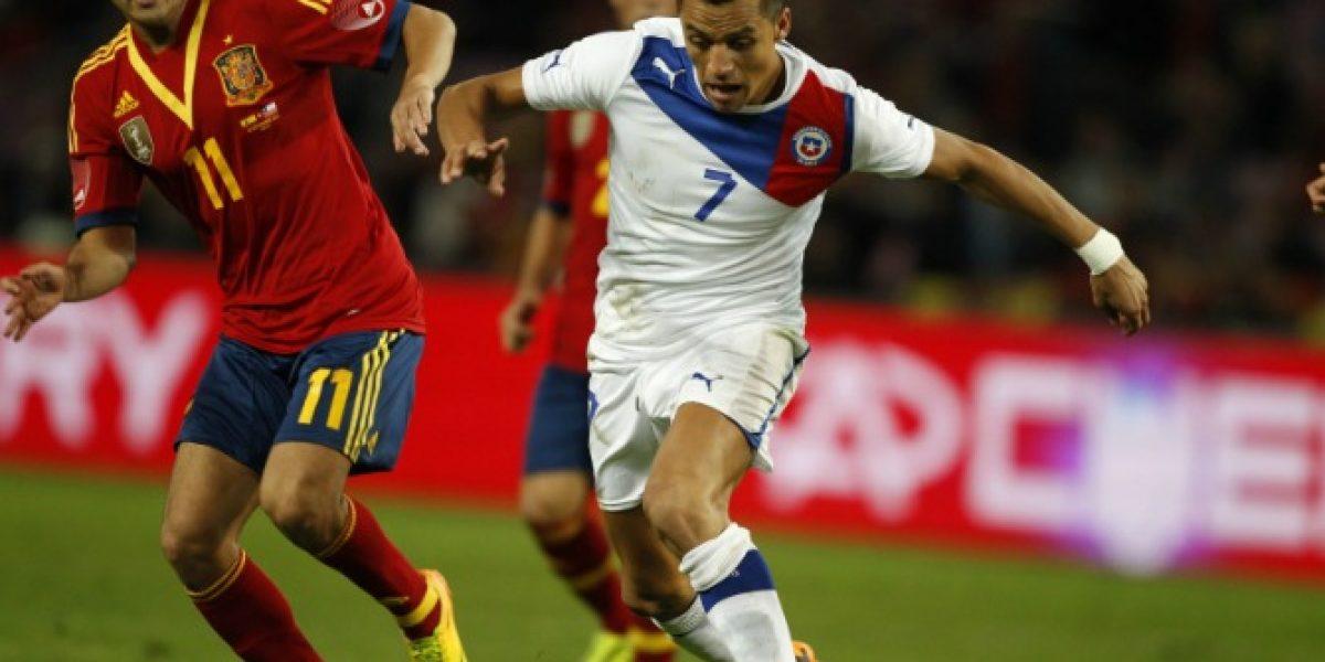 Chile retoma contactos con selección europea para amistoso de despedida