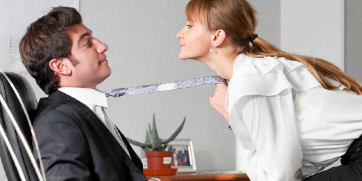 Estudio: el amor te hace más productivo en el trabajo