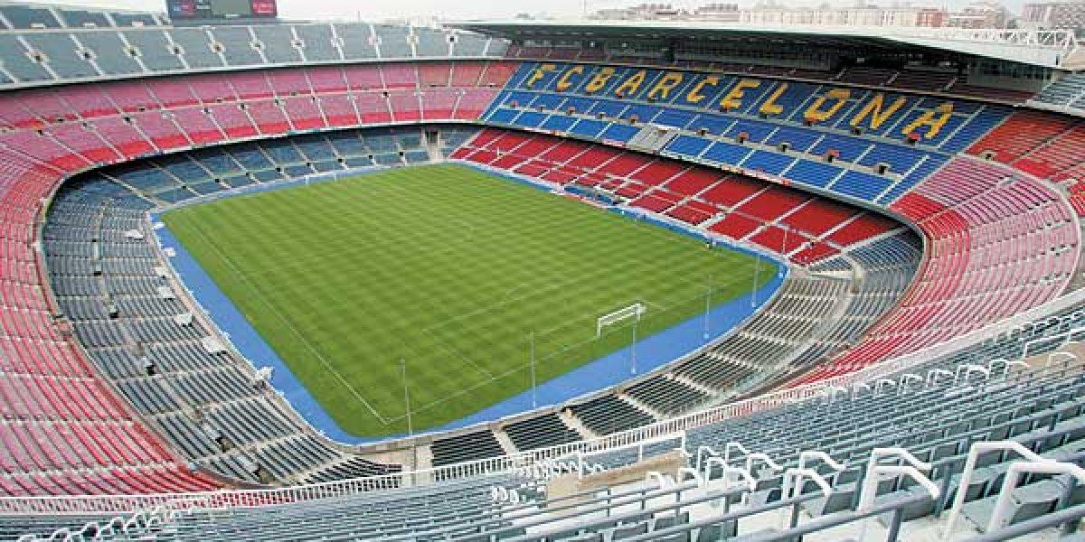 Galería: Así sería el nuevo aspecto del Estadio Camp Nou de Barcelona