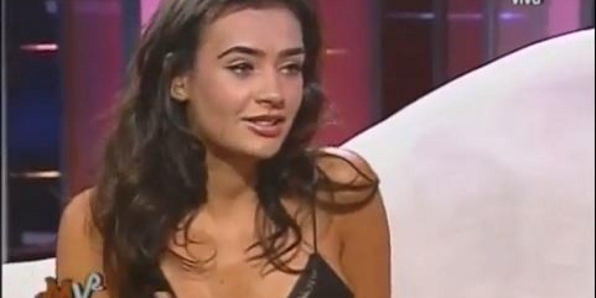 Dominique Gallego habló por primera vez en TV de su relación con Rodrigo Wainraihgt