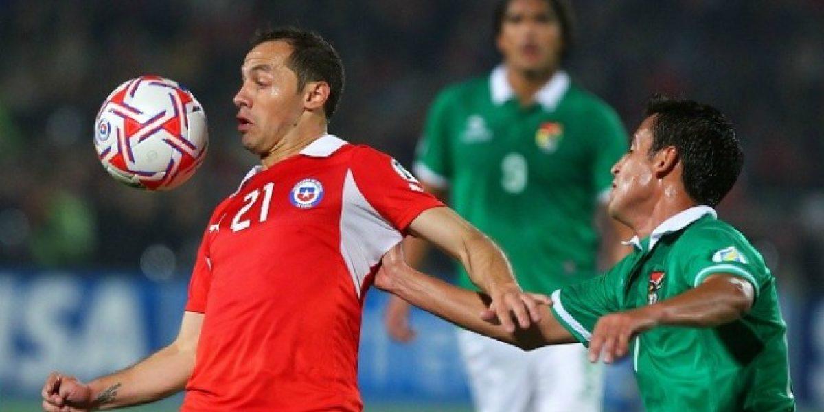 Marcelo Díaz y Mundial 2014: