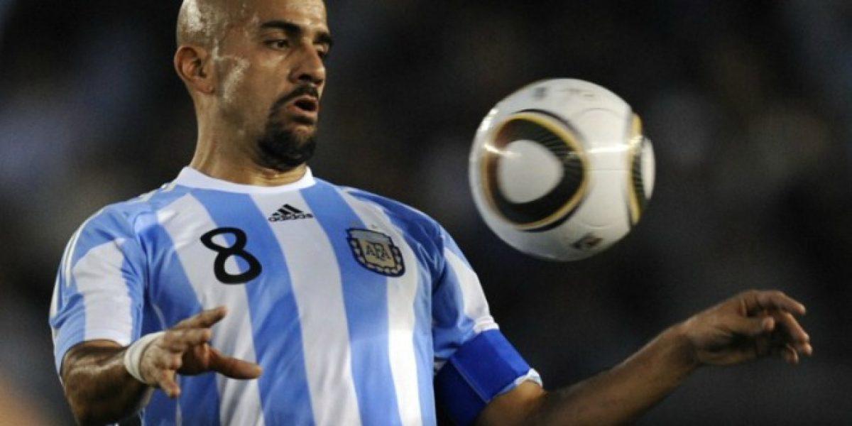 Juan Sebastián Verón deja el fútbol: