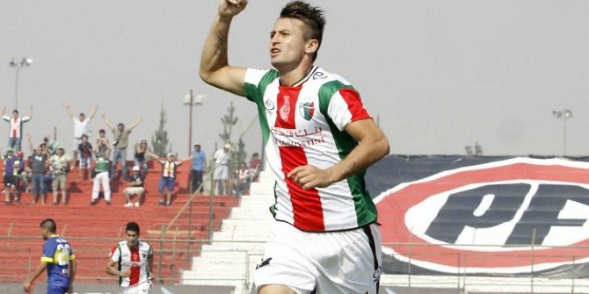 Roberto Gutiérrez deja Palestino y vuelve al fútbol mexicano