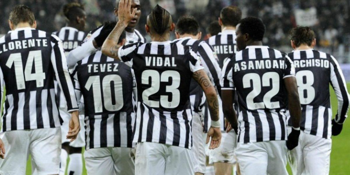 En Directo: Arturo Vidal y Mauricio Isla se enfrentan a la Roma por Cuartos de Final de la Copa Italia