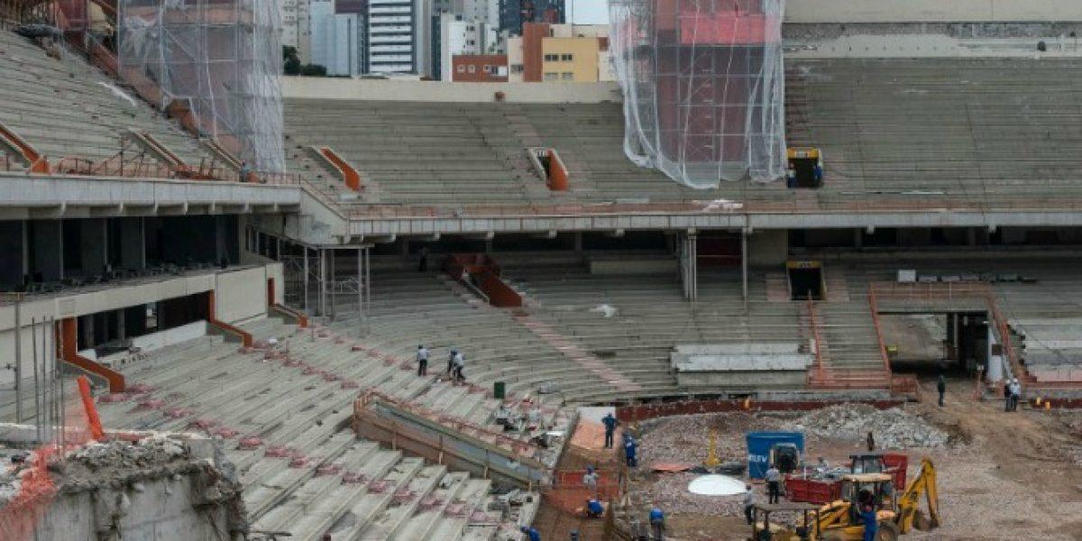 FIFA le da ultimátum a sede del Mundial para que acelere las obras