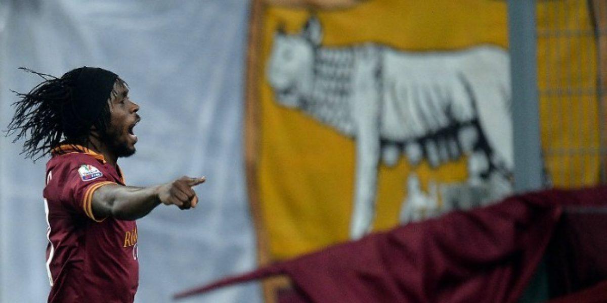 Tremenda jugada: El golazo de Gervinho que eliminó a Juventus de la Copa Italia