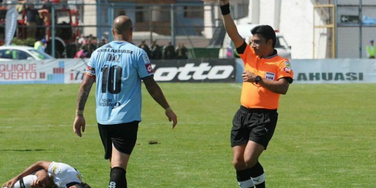 Sorteo de árbitros: Polic dirigirá duelo entre Deportes Iquique y Colo Colo