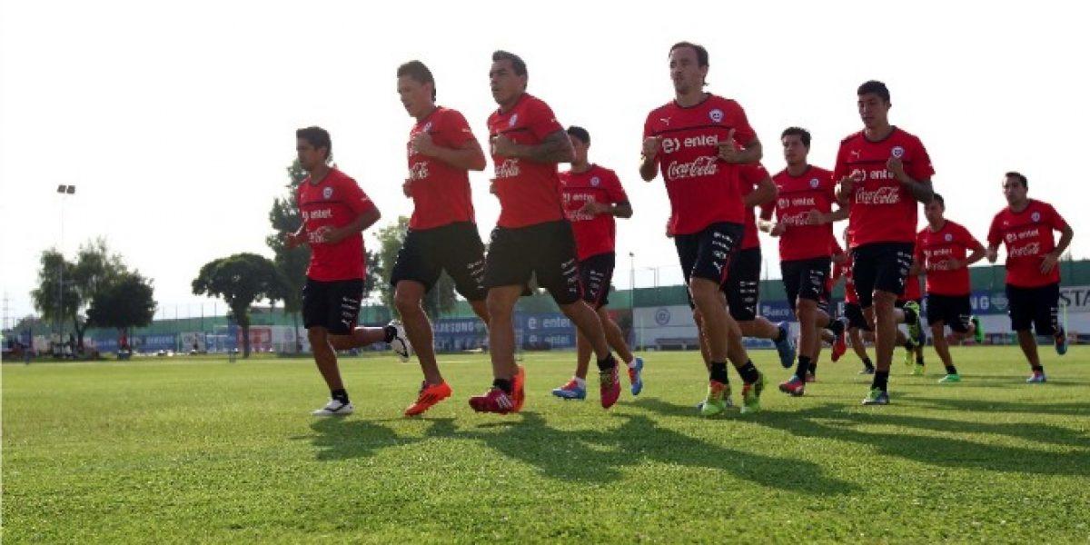Quieren Mundial: Sampaoli define la formación para enfrentar a Costa Rica