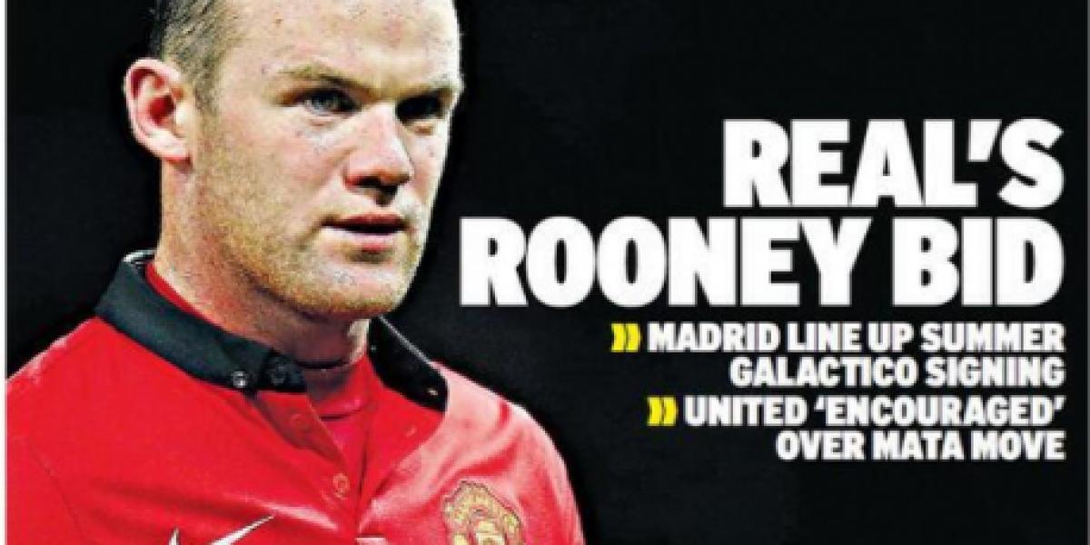 Movidas: Mata se acerca a Manchester United y Rooney se aleja