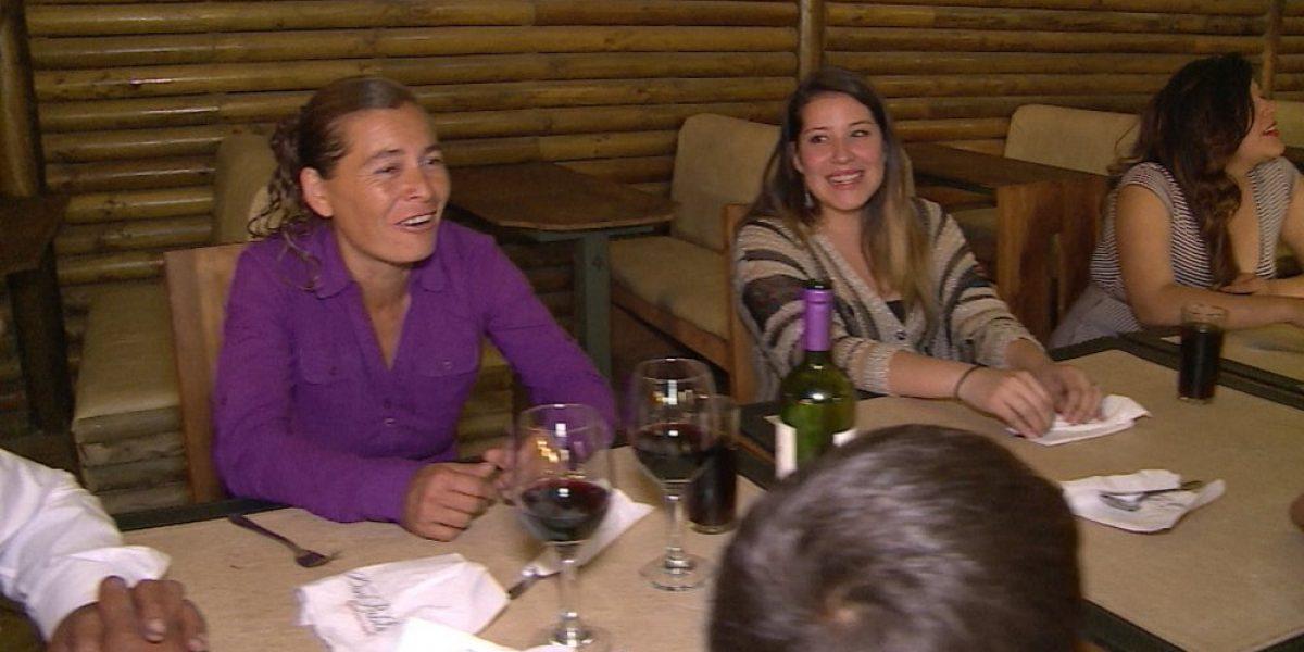 María José Quintanilla vivirá con una familia de feriantes en