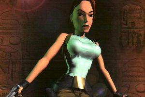 Lara Croft en 1996 Foto:Square Enix. Imagen Por: