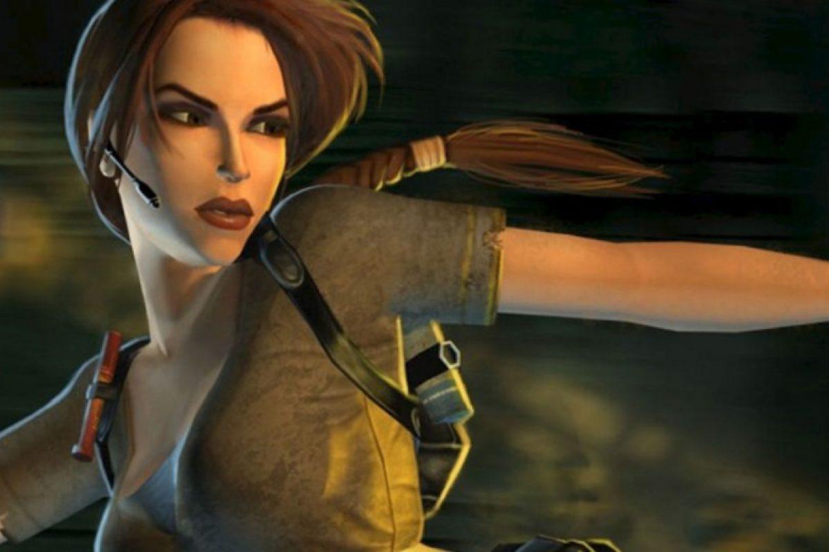 Lara Croft en 2006. Foto:Square Enix. Imagen Por: