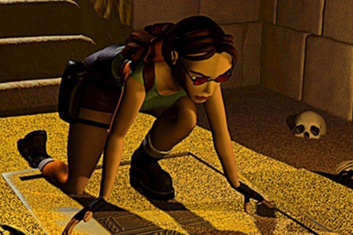 Lara Croft 1999. Foto:Square Enix. Imagen Por: