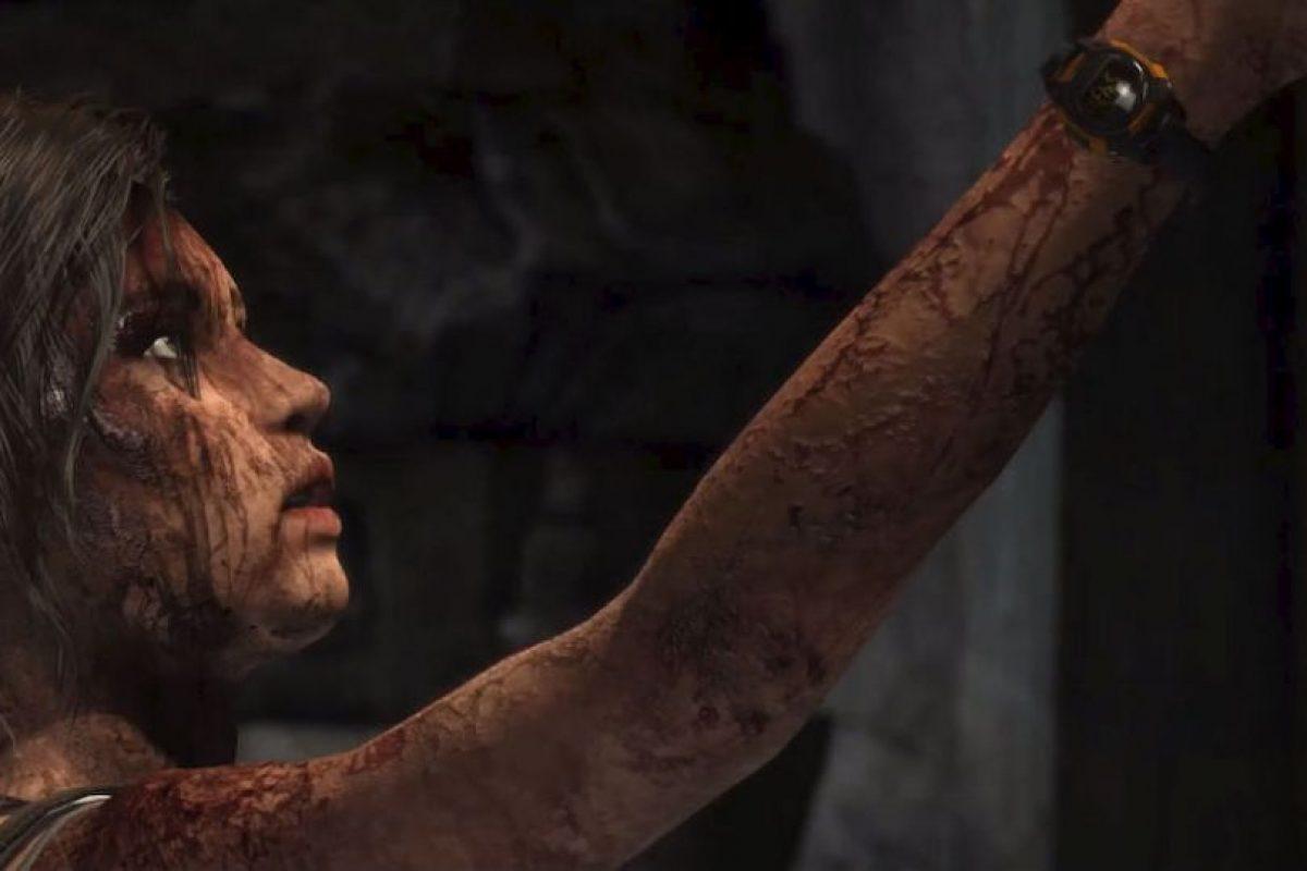 Realismo en 2014. Foto:Tomb Raider / YouTube. Imagen Por: