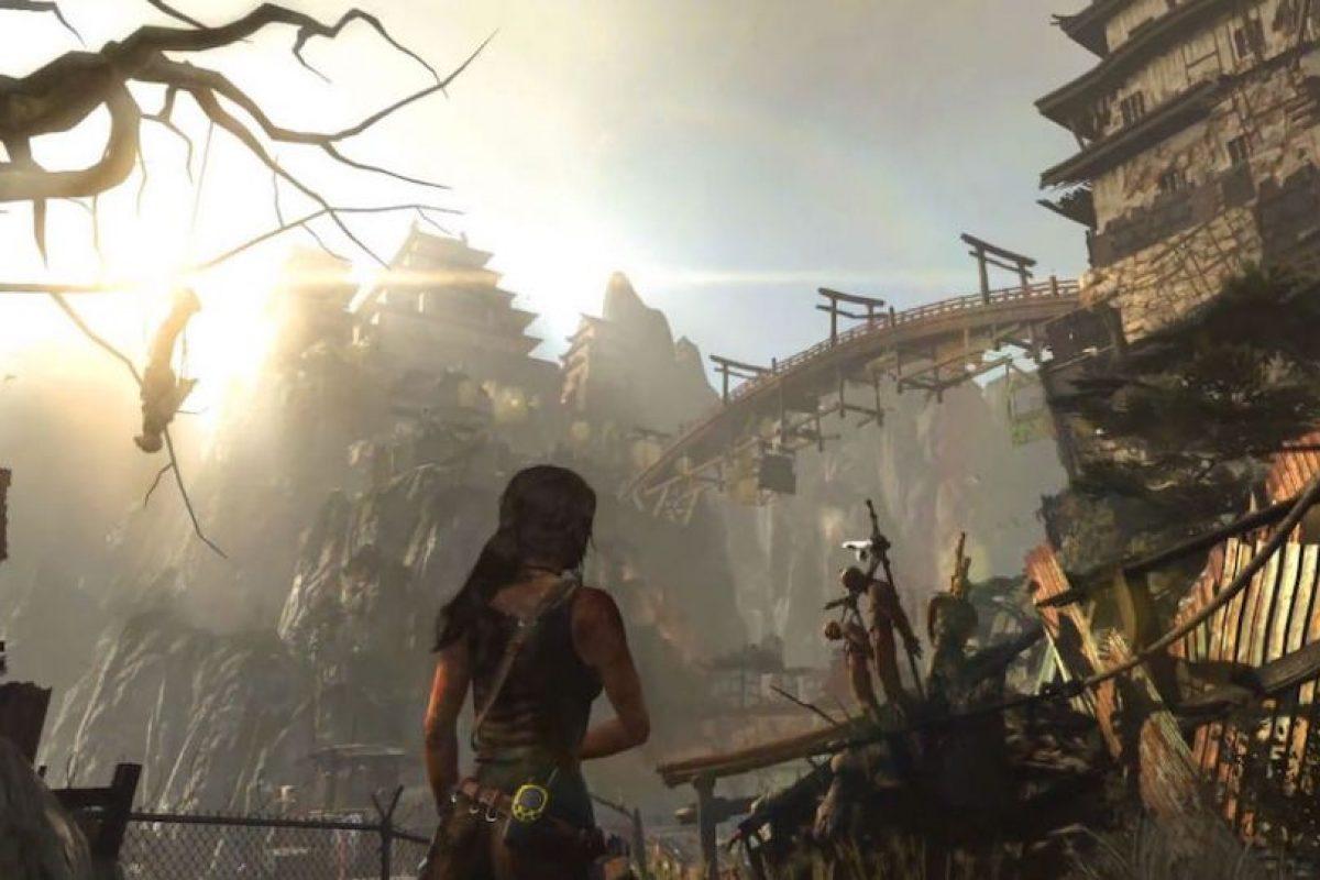 Lara Croft 2014. Foto:Tomb Raider / YouTube. Imagen Por: